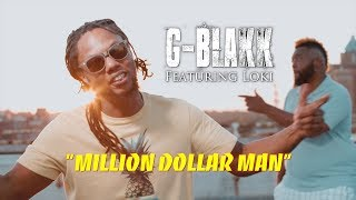 "G-Blakk Featuring Lokii - ""Million Dollar Man"" (Official Video)"