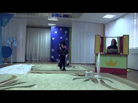 Театрализованное представление по мотивам русской народной сказки Два Мороза