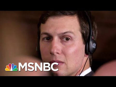 Jared Kushner And President Donald Trump's Immigration Proposal Comes Out DOA | Deadline | MSNBC