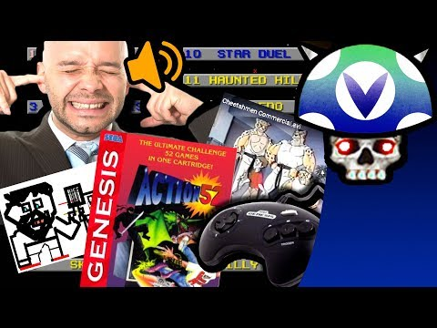 [Vinesauce] Joel - Action 52 ( Sega Genesis Version )