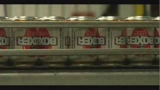 Making Boxer Beer - Behind The Scenes