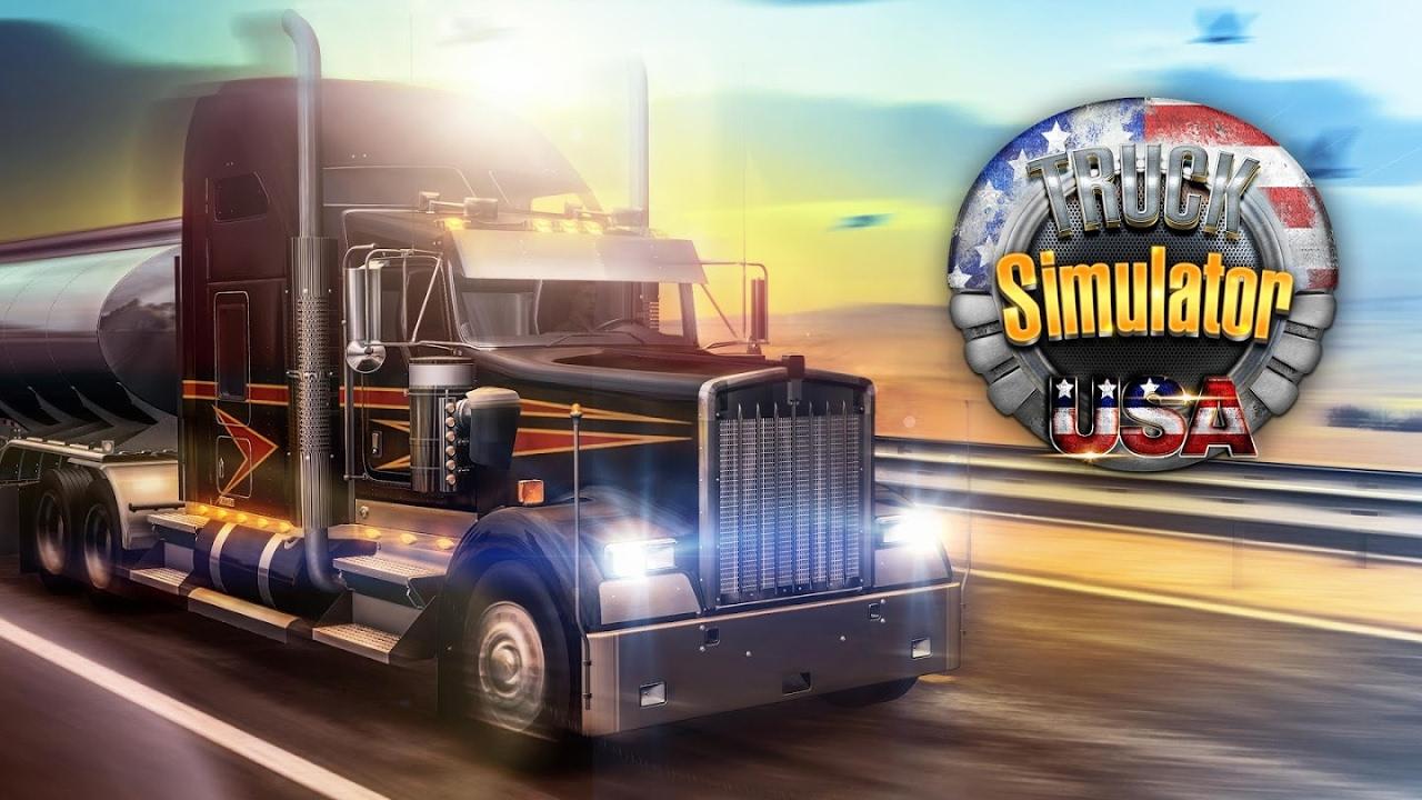 truck simulator usa youtube. Black Bedroom Furniture Sets. Home Design Ideas