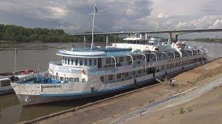 UTV. Круизное пароходство в Уфе возрождается
