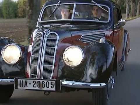 1938 -- 1940 BMW 327 - 328 - YouTube