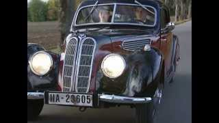 1938 -- 1940 BMW 327 - 328