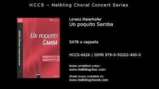 Lorenz Maierhofer - Un poquito Samba