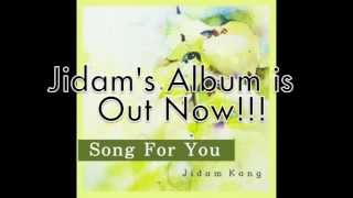 "Jidam's Debut Album_지담 데뷔 앨범_"" Song For You"" is OUT NOW!!!"