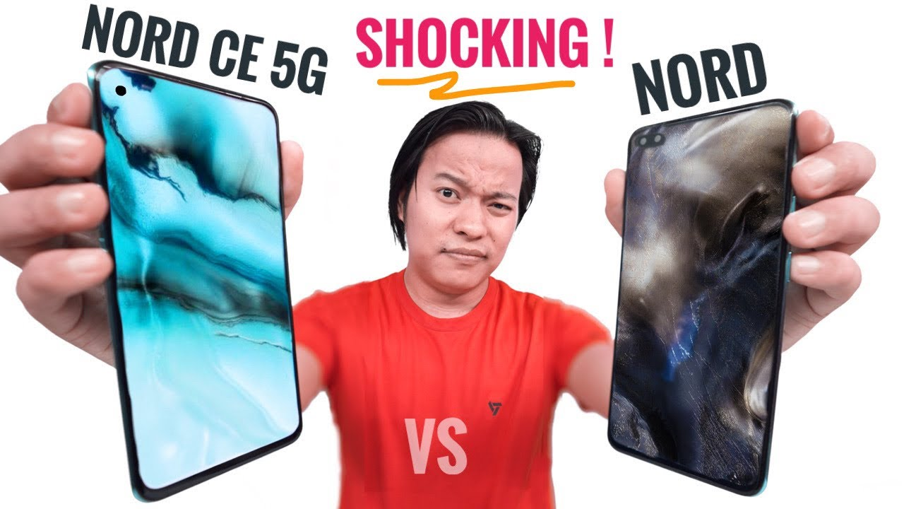 Oneplus Nord CE 5G vs Nord * Unboxing & Comparison *😳😳
