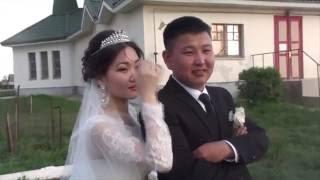 Калмыцкая свадьба(п Б-Царын)