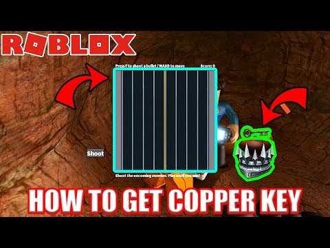 FULL GUIDE | How to GET THE COPPER KEY | Roblox Ready Player One Jailbreak Event