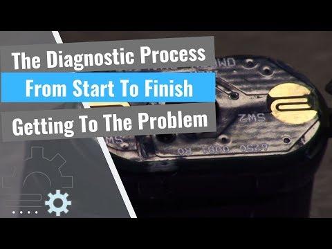 Saturn Aura XR - Full Diagnostic Thought Process
