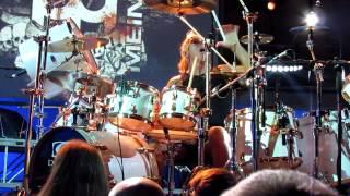 Mike Terrana - Eine Kleine Nachtmusik (fragment) - Live Master-Class in Kiev, club Bingo, 09.09.2012