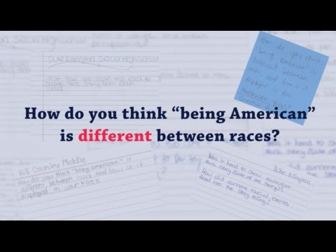 ALL AMERICAN BOYS co-authors Jason Reynolds and Brendan Kiely on race in America