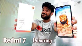 Hindi | Redmi 7 Unboxing. 🔥Paisa Wasool Smartphone🔥