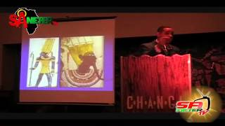 Dr. Wesley Muhammad: The secret of the black god, Ancient Mysteries