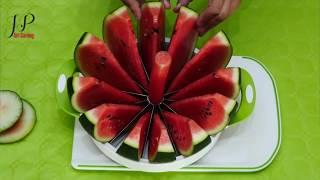 GADGET TEST   watermelon easy cutter   IT WORKES ?