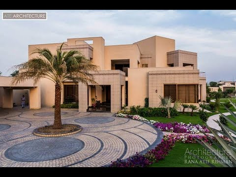 Luxurious Modern House Design In Pakistan Exterior