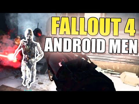 Fallout 4: The Androids - Hollow's Blind Playthrough [EP 5]