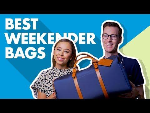 Best Men's Weekender Bags Of 2019 | Duffle Carry All Bags