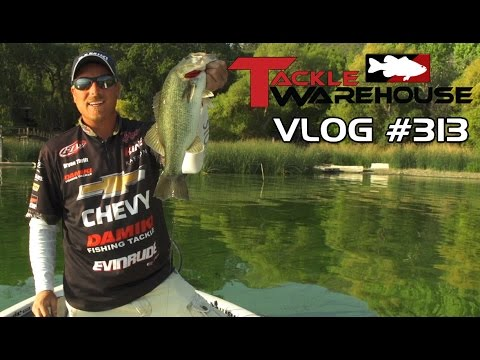 Fishing for clear lake bass with bryan thrift part 1 for Lake bryan fishing