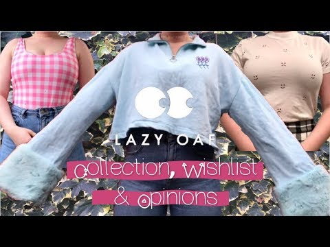 About Lazy Oaf - My Collection, My Wishlist & Is It Worth It?