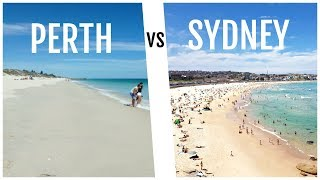 Living in Perth vs Living in Sydney   Expat Life   Say Hello