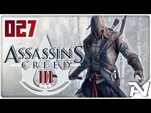 Let's Play Assassins Creed 3 (German) #027 [John Pitcairn]