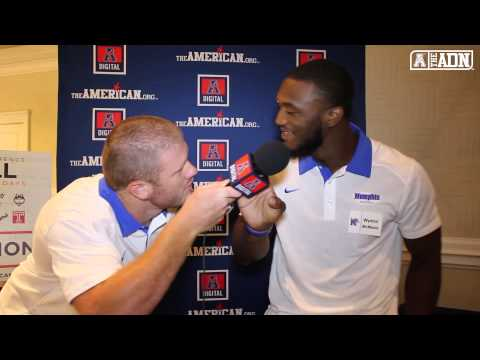 2015 American Kickoff Media Day Sights and Sounds