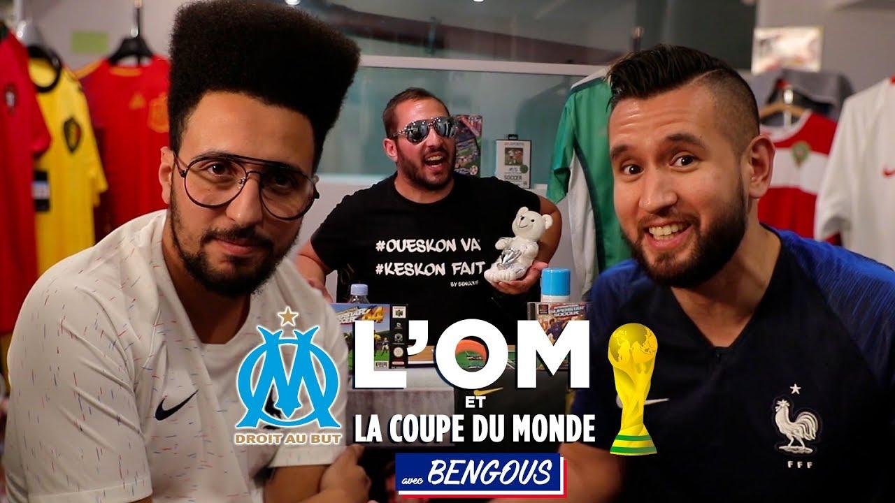 L'OM et la Coupe du Monde avec Bengous