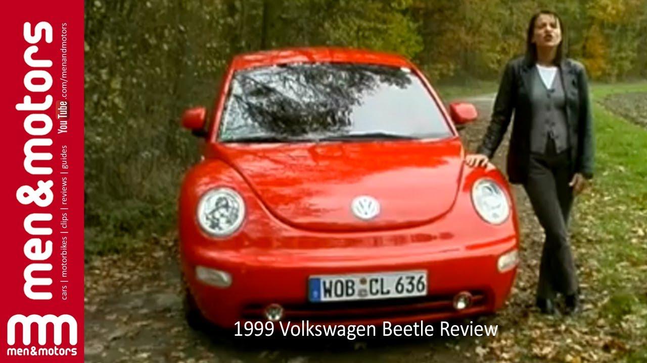 1999 Volkswagen Beetle Review - YouTube