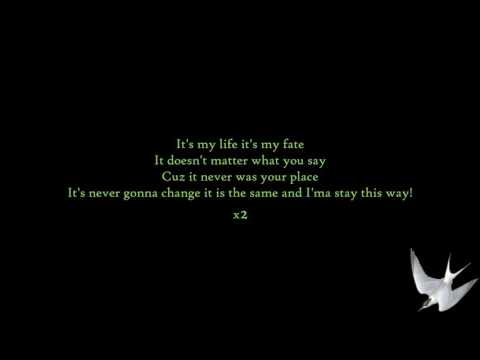 From Ashes To New - Stay This Way [Lyrics] HD