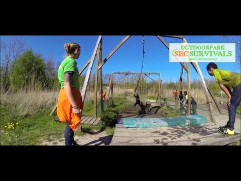 Kids Survival kinderfeestje Almere 26 4 16