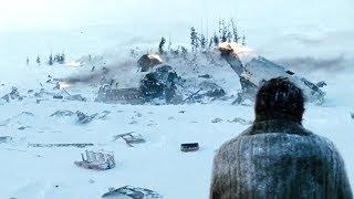 飞机坠毁在一片雪原上,仅剩的7个幸存者,却被狼群一步步逼入绝境《人狼大战》【喵嗷污】