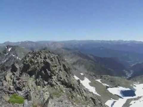 2008 - ANDORRE - Pic de Medacorba 2913  m
