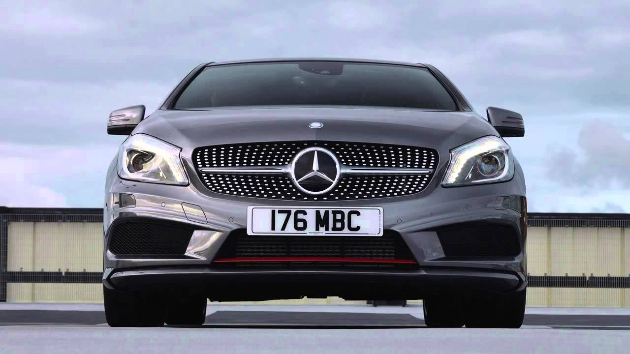 mercedes benz a class amg sport 2013 youtube. Black Bedroom Furniture Sets. Home Design Ideas