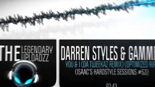 Darren Styles & Gammer You & I Da Tweekaz Remix Optimized Rip Hq + Hd