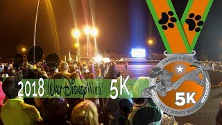 2018 Walt Disney World 5K - Marathon Weekend