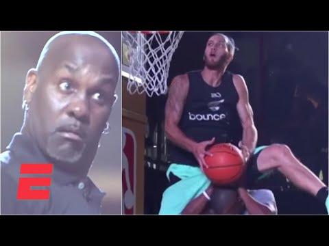 Viral sensation Jordan Kilganon's best dunk highlights and reactions   ESPN