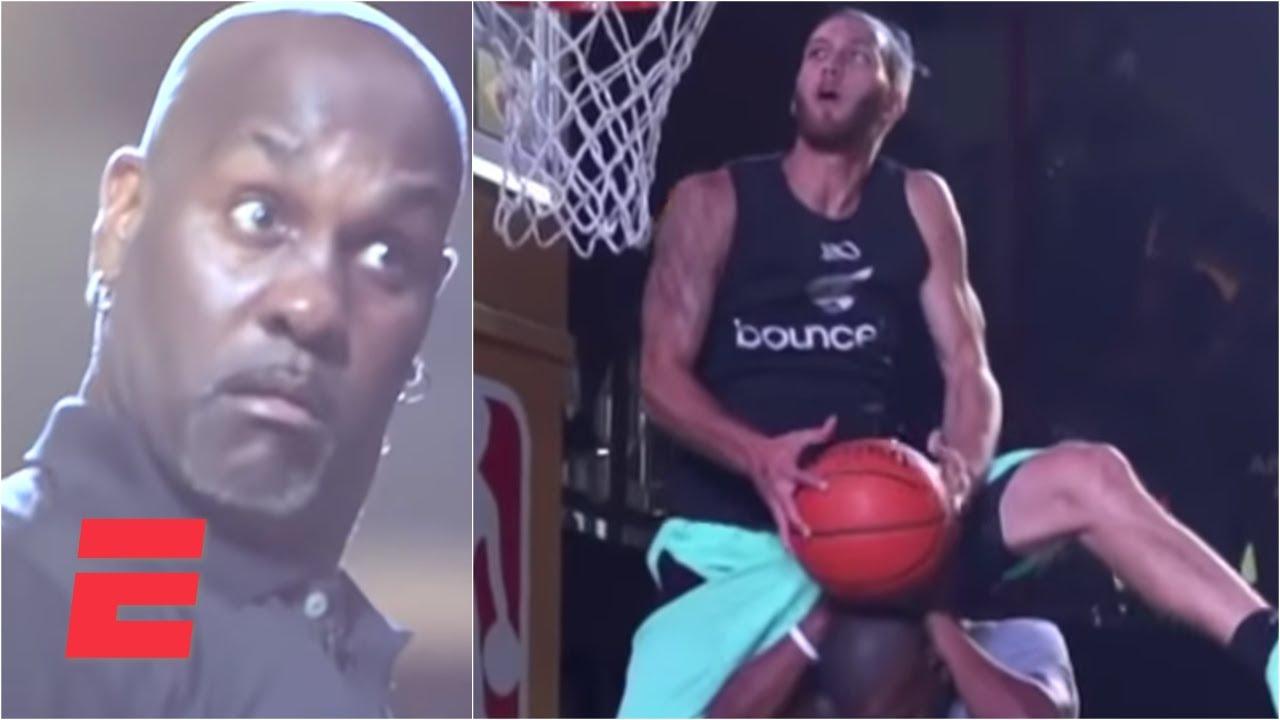 kup tanio wyprzedaż ze zniżką szybka dostawa Viral sensation Jordan Kilganon's best dunk highlights and reactions | ESPN
