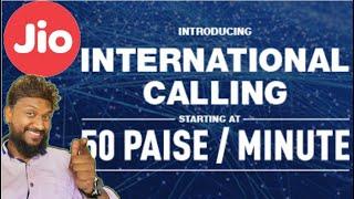 Reliance Jio ISD calling Pack   Jio 501 Rs ISD Pack   Jio International Calling pack for USA,UK,UAE