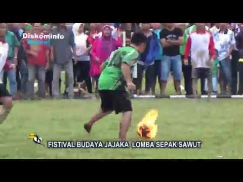 Bartim, Sepak Sawut Kelapa, Bola Api, Festival Budaya Jajaka