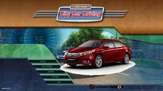City Car Driving PC: Gameplay Na Intel HD Graphics 3000