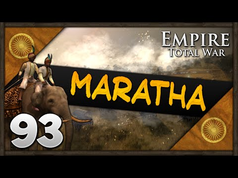 A GAME OF CHESS! Empire Total War: Darthmod - Maratha Confederacy Campaign #93