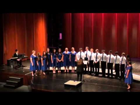 2016 Disney Fly Medley - Bellarmine/Notre Dame Performance Choir