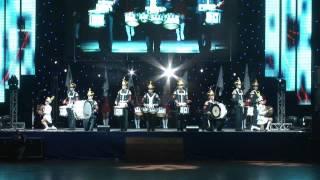 Шоу барабанщиков, барабанное шоу Hammers - ЕВРОПА