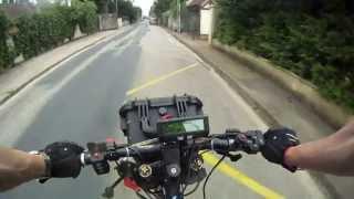 10kW Electric-Bike / Motocross Style