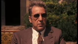 Your enemies get strong on what you leave behind - Godfather 3