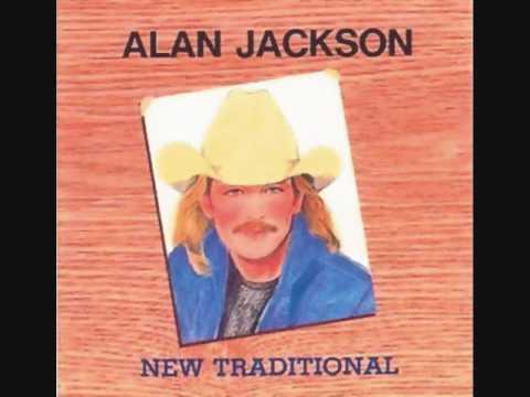 Alan Jackson - They Call Me a Playboy