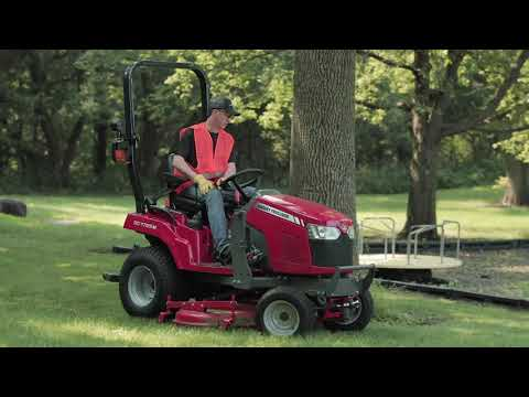 Compact And Utility Tractors By Massey Ferguson At Butler Ag Equipment In Nebraska.