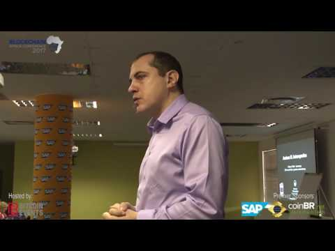 Bitcoin Expert Andreas Antonopoulos: Blockchain Africa Conference 2017